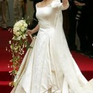 Denmark Mary's Mother-of-pearl Wedding Dresses