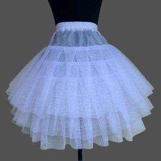 Bride bone petticoat skirt wedding petticoat