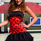 Acrylic Spandex Womens Honeybee Costume