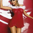 Acrylic Spandex Christmas Hat And Dress