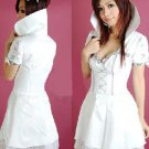 Sweet White Sexy Fantasy Costume