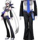 Vocaloid Haku Anime Cosplay Costume