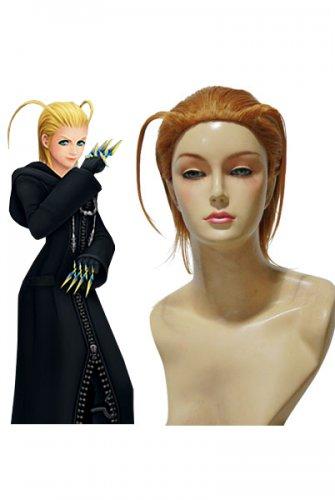 Kingdom Hearts Ii Organization Xiii Larxene Cosplay Wig
