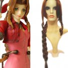 Final Fantasy Aeris Gainsborough 100cm Cosplay Wig