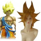 Dragon Ball Z Son Gohan Commission Cosplay Wig