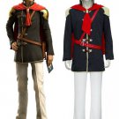 Final Fantasy Type-0 Rubrum Magic Cosplay Costume
