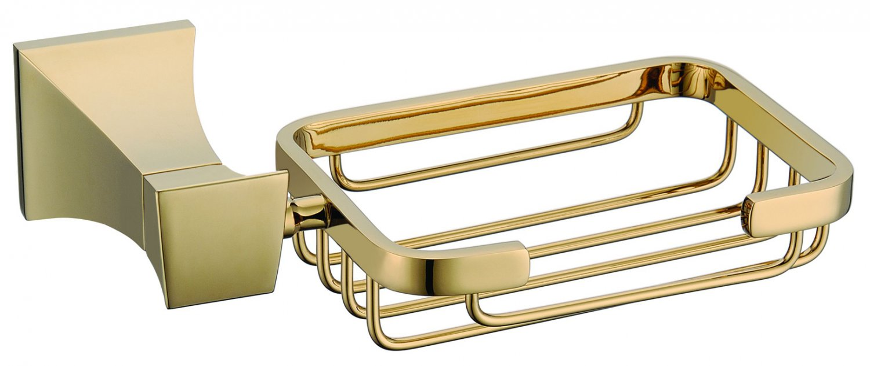 SQUARE design soap basket