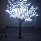 Rainfall  480pcs LED Bulbs Christmas Light Cherry Blossom Tree  1.5m/5ft Height party holiday deco