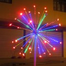 2m/6.6FT LED Fireworks Light Wedding Garden party Christmas brithday decor Light 4 Clours