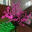 480 LEDs 5-feet pink Cherry Blossom Tree Light Xmas Party Wedding Outdoor Decor