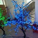 5ft LED Cherry Blossom Tree Outdoor Christmas Wedding Garden Holiday party Light Decor 480 LEDs
