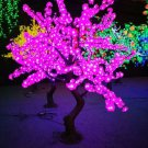 1.8m 768 Leds PINK LED Cherry Blossom Tree Light  Wedding  Holiday Christmas New year PARTY Light