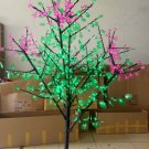 5ft LED Cherry Blossom Tree Outdoor Christmas Wedding Garden Holiday party Light Decor 480 LEDs