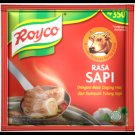 Royco Bumbu Pelezat Serbaguna Rasa Sapi 80 gram Beef flavour All Purpose Seasoning 10-ct @ 8 gr