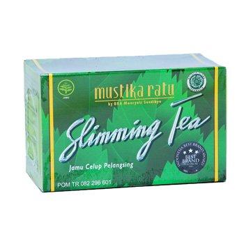 Mustika Ratu Slimming Tea 30 gram Jamu Celup Pelangsing 15-ct @ 2 gr