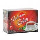 Sosro Teh Celup Asli 60 gram Teh hitam original black tea bags 30-ct @ 2 gr