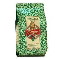 Singa Kopi java Robusta coffee 180 grams factory ground