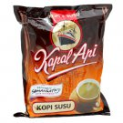 Kapal Api Kopi Susu 3 in 1 kopi susu gula 620 gram instant coffee-milk-sugar 20-ct @ 31 gr