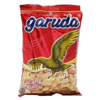 Garuda Kacang Kulit 75 gram roasted peanuts original flavour