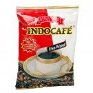 Indocafe Fine Blend Refill pack 100 gram Mandailing Arabica Robusta instant coffee