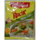 Indofood Bumbu Racik Sayur Sop 20 gram Instant Seasoning for Vegetable Soup