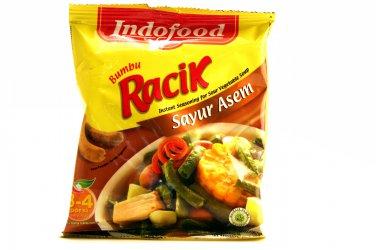 Indofood Bumbu Racik Sayur Asem 20 gram Instant Seasoning for Sour Vegetable Soup