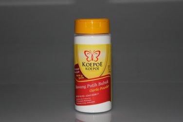 Koepoe-Koepoe Herbs and Spices Bawang Putih Bubuk 130 gram Garlic powder