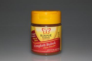 Koepoe-Koepoe Herbs and Spices Cengkeh Bubuk 34 gram Clove powder