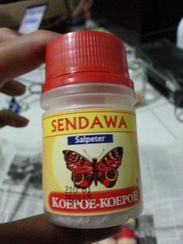 Koepoe-Koepoe Herbs and Spices Sendawa Selpeter Bubuk 74 gram saltpeter powder