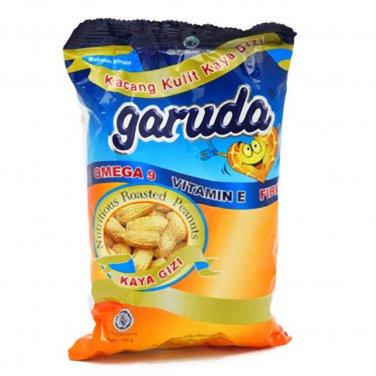 Garuda Kacang Kulit Kaya Gizi 250 gram Nutritious Roasted Peanuts omega-9