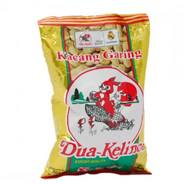 Dua Kelinci Kacang Garing 250 gram (8.8 Oz) DK Roasted Peanuts