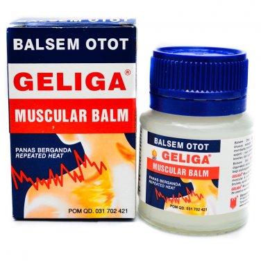 Geliga Muscular Balm Repeated Heat 40 Gram