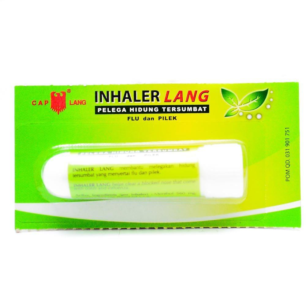 Cap Lang Inhaler - Eagle Brand