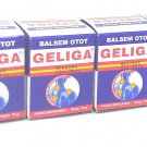 Geliga Muscular Balm Repeated Heat 10 Gram (pack of 4)