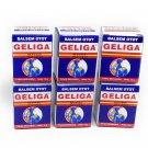 Geliga Muscular Balm Repeated Heat 10 Gram (Pack of 6)