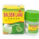 Balsem Lang Eagle Brand Green Balm, 10 Gram (Pack of 12)