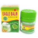 Balsem Lang Eagle Brand Green Balm, 20 Gram (Pack of 3)