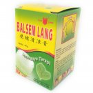 Balsem Lang Eagle Brand Green Balm, 40 Gram (Pack of 6)