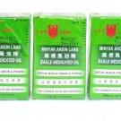 Cap Lang Eagle Medicated Oil (Minyak Angin Lang), 3 Ml (Pack of 3)