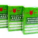 Cap Lang Eagle Medicated Oil (Minyak Angin Lang), 12 Ml (pack of 3)