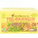 Sido Muncul Tolak Angin Herbal with Honey 5-ct, 75 Ml (Pack of 10)