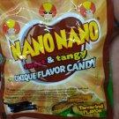 Nano Nano Rasa Asam Jawa (Tamarind Flavor) Candy, 12.5 gr (12 sachets)