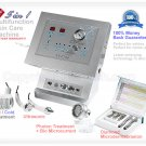 New Nova NV-07A+ 5 in 1 Salon SPA Microdermabrasion Diamond Peel Machine