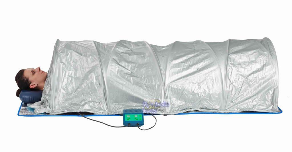 NEW Portable FIR FAR INFRARED Sauna Dome / Tent Blanket / Weight Loss