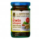 Mae Pranom Thai Vegetarian Chili Paste 4 oz