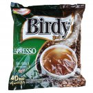 Birdy Espresso 3 in 1 Instant Coffee 40 Sticks