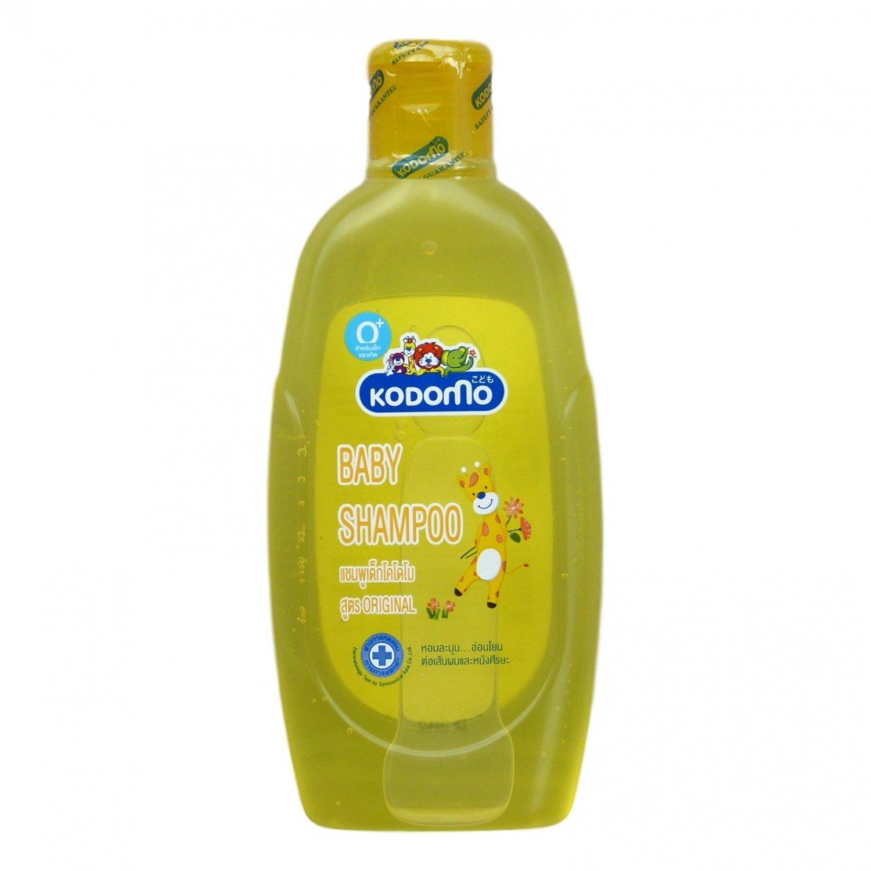 Kodomo Baby Shampoo for Newborn Babies 200ml