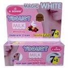 A Bonne Magic White Underarm Whitening Cream Yogurt Milk 30g