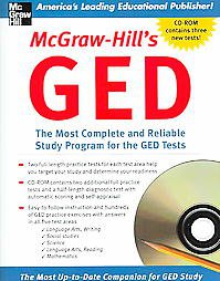 Mcgraw-Hill's GED: The Most Complete And Reliable Study Program For The Ged...