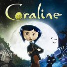 Coraline (DVD, 2009, Includes 3-D version)